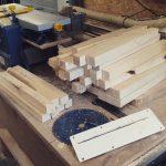 wood impression